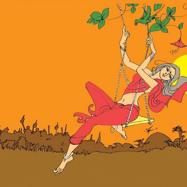 பூவுளத்தா - தெய்வ மனுஷிகள்