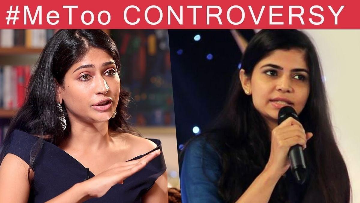 MeToo - Don't Blame Males | Vijayalakshmi Strikes | Chinmayi