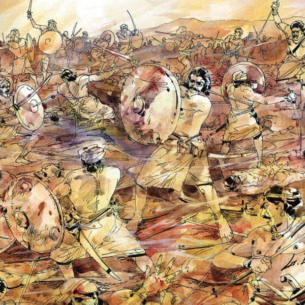 வீரயுக நாயகன் வேள்பாரி - 91