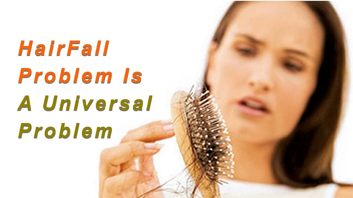 HairFall Problem Is A Universal Problem | Voice Of Common Man