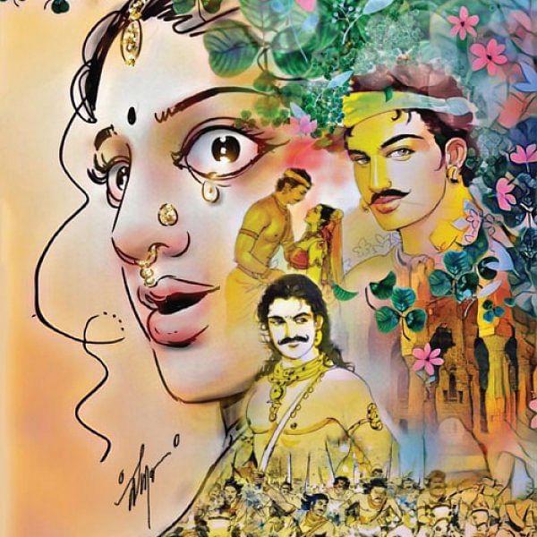 தெய்வ மனுஷிகள்: பிரண்டி