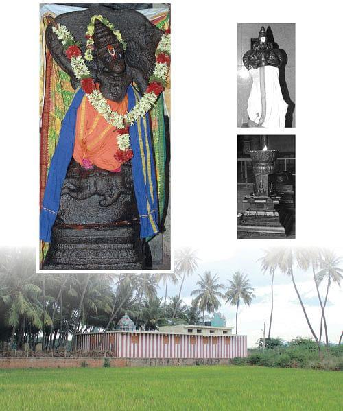 அனுமனுக்காக... 24 ராம விக்கிரகங்கள்!