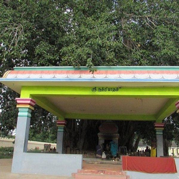 காசியில் விஷ்ணுபாதம் திருவெண்காட்டில் ருத்ரபாதம்! #மஹாளய அமாவாசை