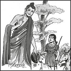 காத்திருந்த புத்தர்!