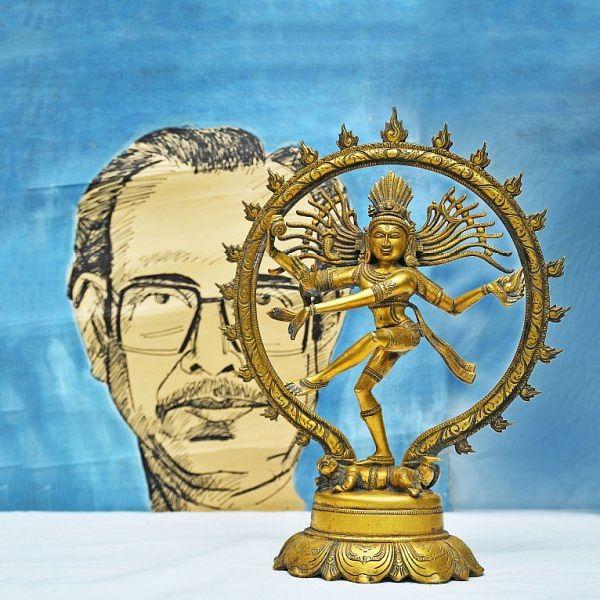 ஞானக்கூத்தனின் மேசை நடராசர் - திவாகர் ரங்கநாதன்