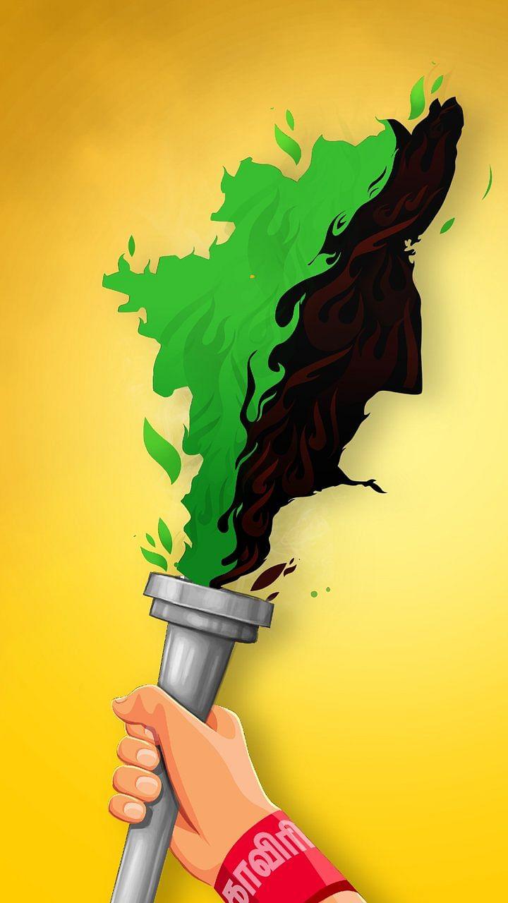 மிஸ்டர் கழுகு: பச்சைக்கொடி... கறுப்புக்கொடி... பரபரக்கும் காவிரிக் கொடி!