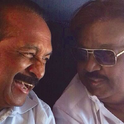 வைகோ - விஜயகாந்த் ரியாக்ஷன்ஸ்!