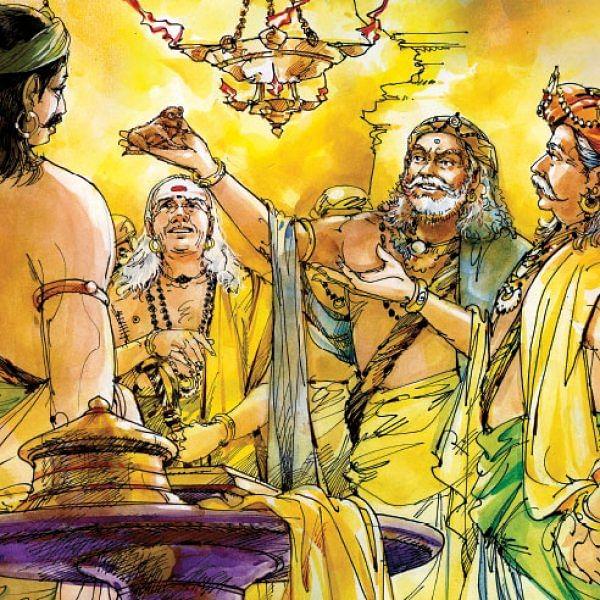 வீரயுக நாயகன் வேள்பாரி - 35