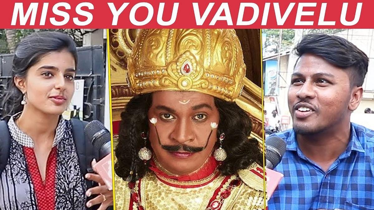 No Vadivelu - NO Memes | Chennai's Love for Vadivelu
