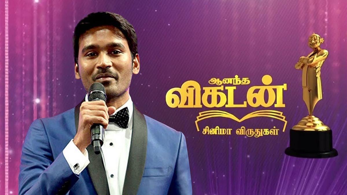 Ananda Vikatan Cinema Awards 2018 Winners List