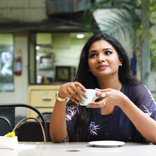 என் காதல் சொல்ல வந்தேன் - சரண்யா