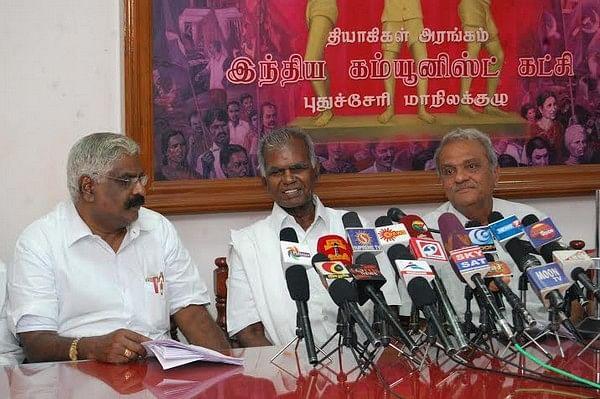 ஐஐடி மாணவர் அமைப்புக்கு தடை: இந்திய கம்யூனிஸ்ட் கட்சி கண்டனம்!