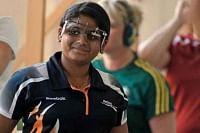 உலகக் கோப்பை துப்பாக்கிச் சுடுதல்: இந்தியாவின் ராஹிக்கு தங்கம்!