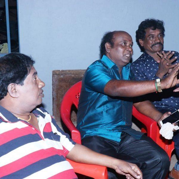 நலிந்த நடிகர்களின் வாழ்வில் ஒளியேற்றியவர் ரித்தீஷ் - நகைச்சுவை நடிகர்கள் உருக்கம்