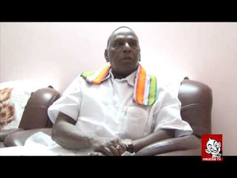 Narayanasamy on Seeman, Facebook and twitter - Ananda Vikatan