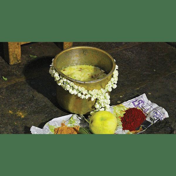 அன்னப்பிரியருக்கு ஷீரான்னம் பிரசாதம்!