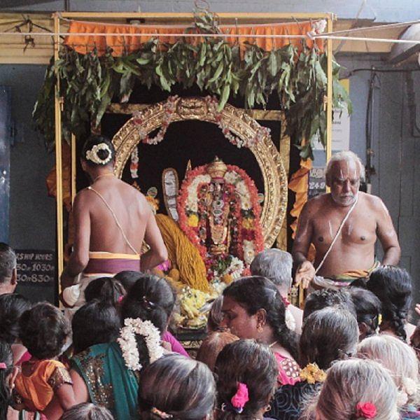 நங்கநல்லூரில் அருள்பாலிக்கும் 1,500 ஆண்டுகளுக்கு முற்பட்ட ஸ்ரீலக்ஷ்மி நரசிம்ம நவநீதகிருஷ்ணன்!