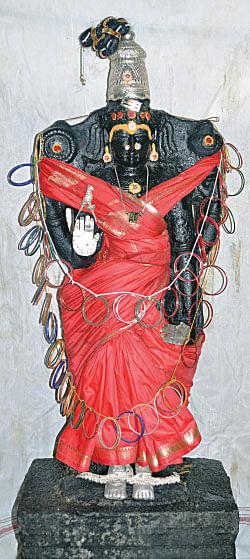மகரந்த மகரிஷி வழிபட்ட மகாமேரு!