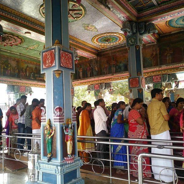 சென்னையில் நாட்டியாஞ்சலி... போரூர் ராமநாதீஸ்வரர் திருக்கோயிலில் மகாசிவராத்திரி வைபவம்