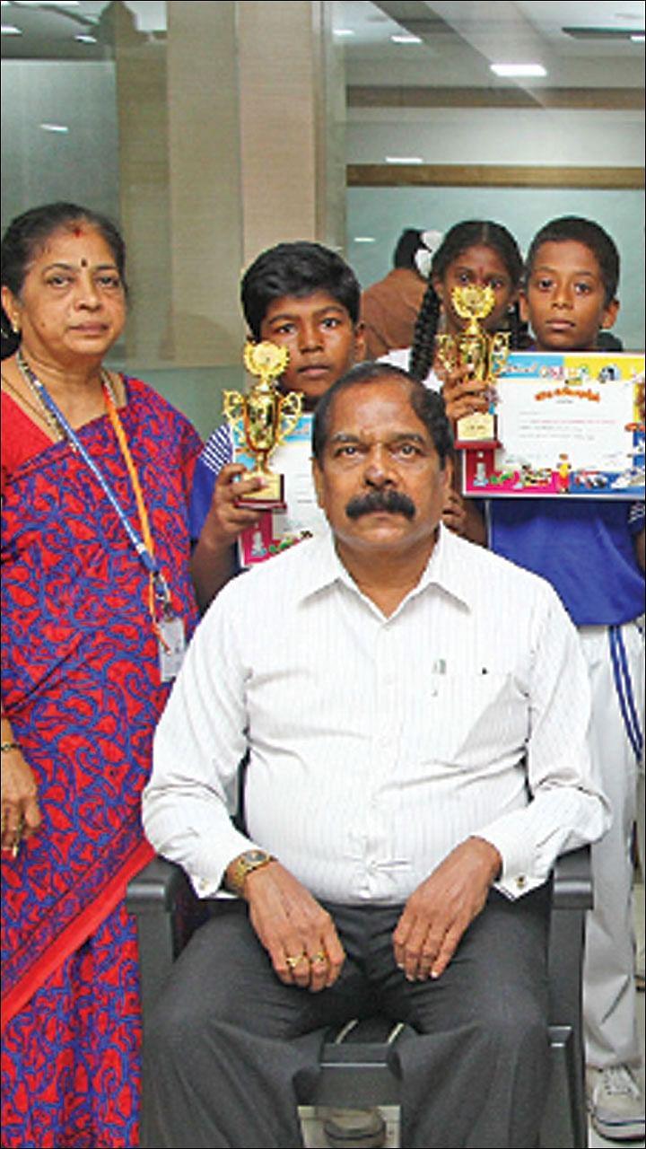 சுட்டி க்ரியேஷன்ஸ் - சிறப்பா செஞ்சாங்க!