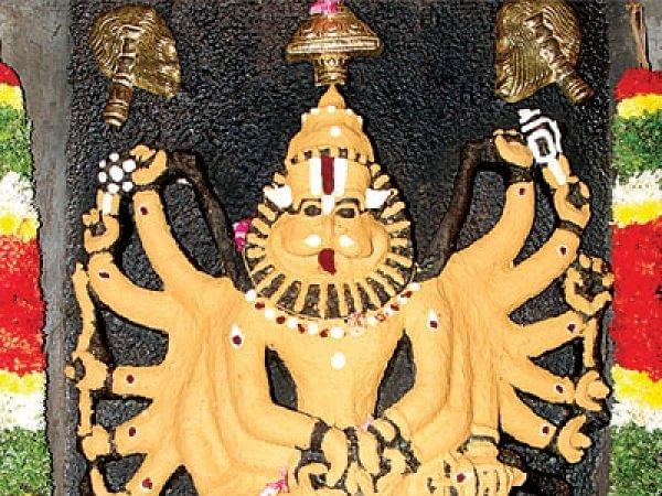 சகல தோஷங்களையும் நீக்கும் மகாலட்சுமி நரசிம்மர் வழிபாடு... நீங்களும் சங்கல்பிக்கலாம்!