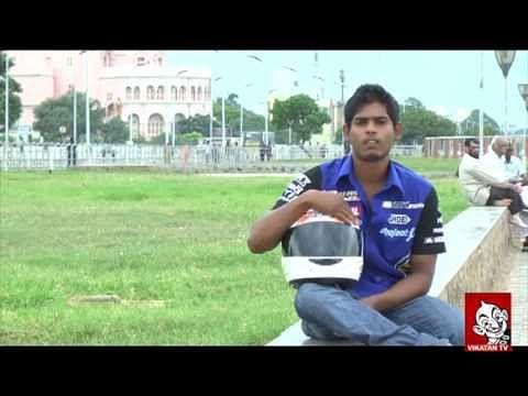 Street to Track   Young TN Bike Racer Prabhu   Vikatan