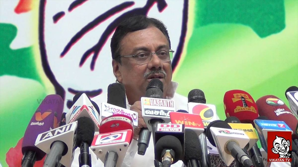 EVKS released TN government corruption list
