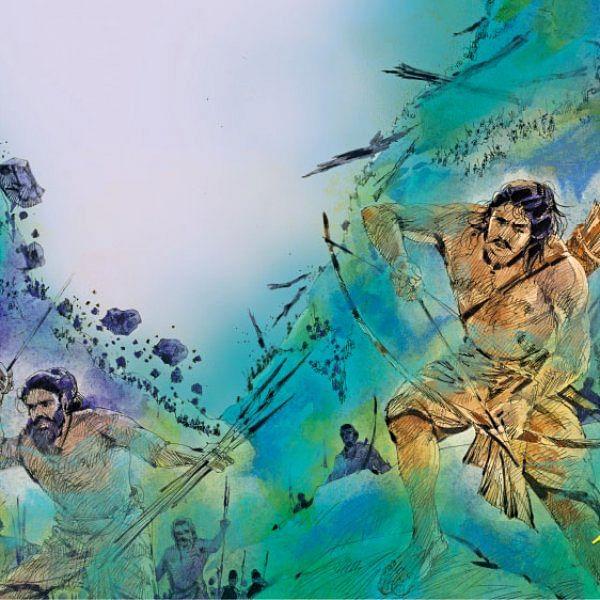 வீரயுக நாயகன் வேள்பாரி - 84