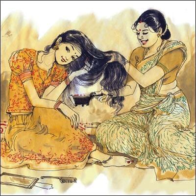 மனுஷி - 5 - உன்னுடனே இருக்கிறேன்... உனக்காகவே இருக்கிறேன்!