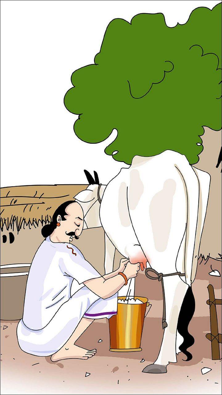 மண்புழு மன்னாரு: லாபகரமான பால் பண்ணைக்கு வழிகாட்டும் தெலங்கானா!