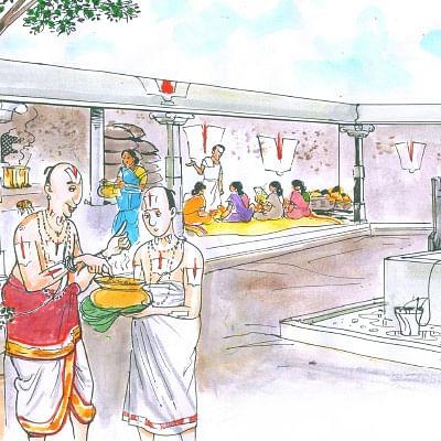 மண்புழு மன்னாரு: செந்நெல், செஞ்சாலிநெல்... ஸ்ரீராமானுஜர் சொல்!