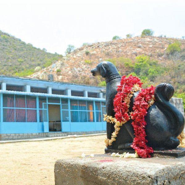 பிரதோஷம் நடைபெறாத சிவாலயம்!