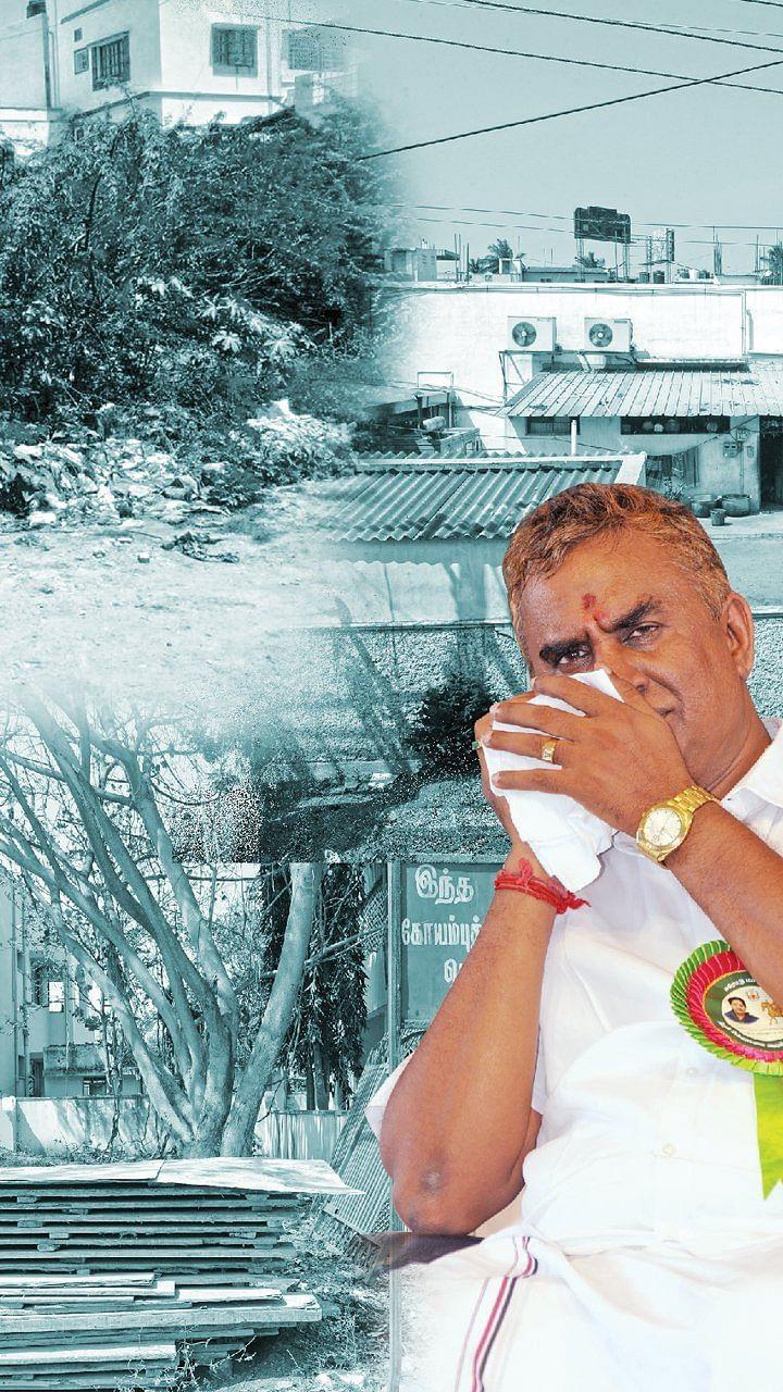 250 கோடி ரூபாய் அரசு நிலங்கள்... ஆக்கிரமித்த அ.தி.மு.க-வினர்!