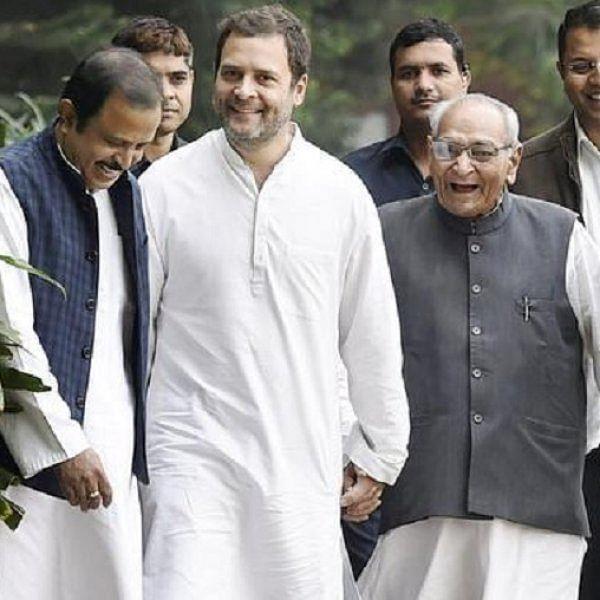 தொலைக்காட்சி பேட்டி: ராகுல் காந்திக்கு தேர்தல் ஆணையம் நோட்டீஸ்!