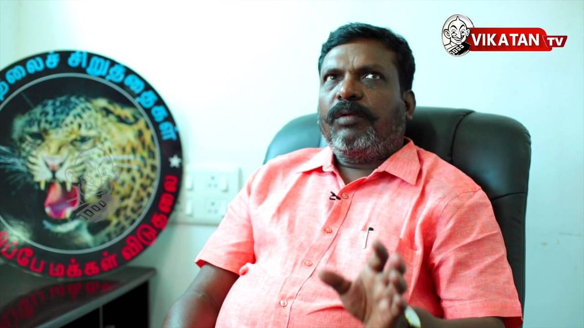 Thirumavalavan Shares His View On Kabali Movie &The Director