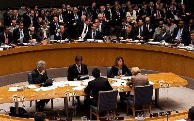 UNSC: இரு இந்தியர்களைப் பயங்கரவாதிகளாக முன்னிறுத்திய பாகிஸ்தான்! - தோல்வியில் முடிந்த முயற்சி