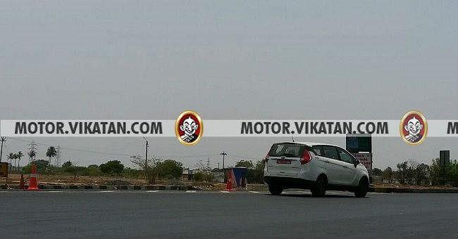 டெஸ்ட்டிங்கில் BS-6 மஹிந்திரா மராத்ஸோ... AMT வருமா?!