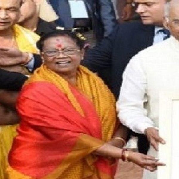 கோயிலில் குடியரசுத் தலைவருக்கு அவமதிப்பு... 3 மாதங்களுக்குப் பிறகு விசாரணை