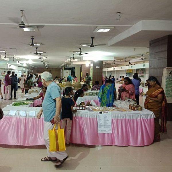 பெண்களுக்கான ஆர்கானிக் சந்தை சென்னையில் தொடக்கம்!
