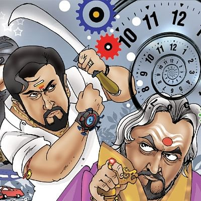 நைட்ல ரிலீஸ் ஆகிறார் 'கபாலி'!