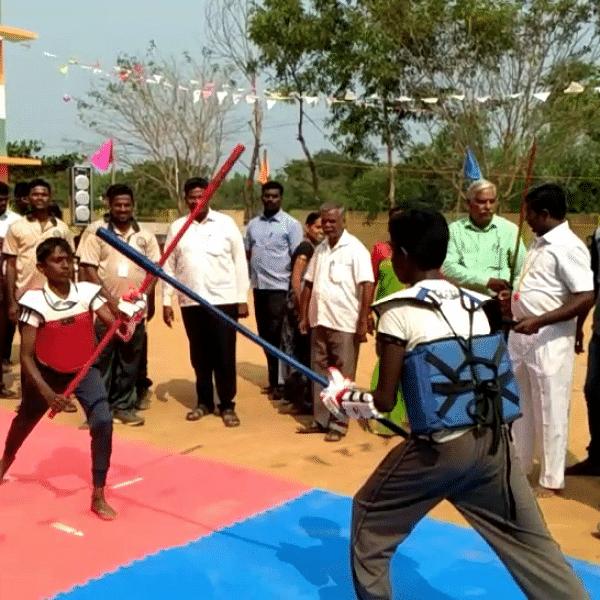 மாநில `வஸ்தா' போட்டிகளில் அரியலூர் மாவட்டம் முதலிடம்!