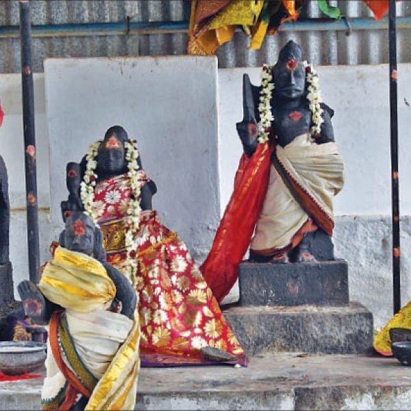 தெய்வ மனுஷிகள் - வெள்ளச்சி