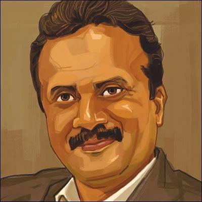 வி.ஜி.சித்தார்த்தா... உலக பிராண்டுகளுக்கு  சவால்விட்ட இந்தியர்!