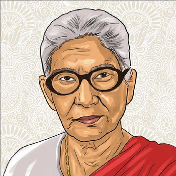 முதல் பெண்கள் - கே.பி.ஜானகியம்மாள்