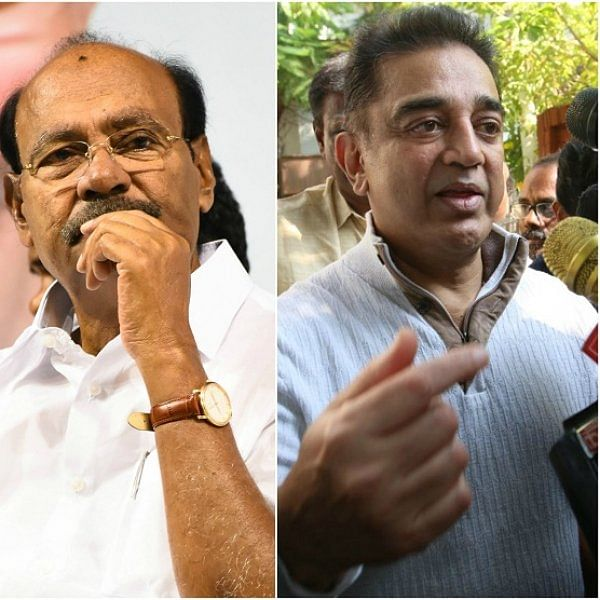 ராமதாஸ் சொன்ன 10% வாக்கு! - கமல் கொடுத்த 'மூத்தவர்' பதிலடி