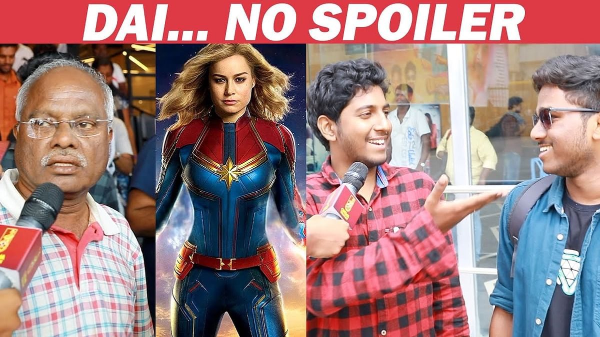 Captain Marvel Public Review | Opinion | Chennai | Avengers End Credits