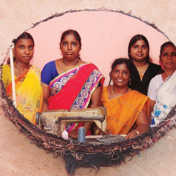 பாலிஷ் மாப் பண்ணலாம் வாங்க! - சௌந்தர்யா