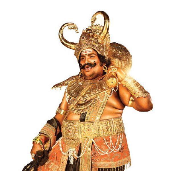 'கவுண்டமணி சார் மாதிரி ஆகணும்!'