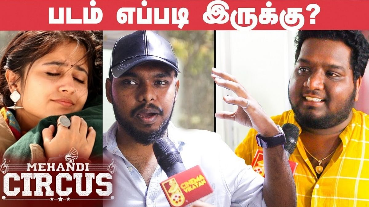 Mehandi Circus Public Opinion | Review | RJ Vignesh