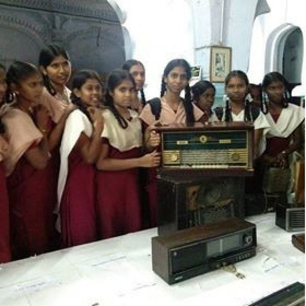 திருச்சியில் உலக வானொலி தின சிறப்புக் கண்காட்சி!
